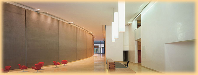 Projekt interiéru ze sádrokartonu